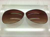Custom Rayban RB 3293 SIZE 67 Brown Gradient Non-Polarized Lenses