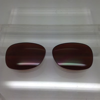 Custom Rayban RB 2132 New Wayfarer SIZE 55 Brown Non-Polarized Lenses (lenses are sold in pairs)