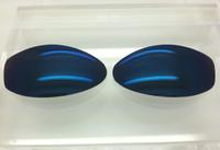 Arnette Swinger 250 (non-raised logo only) Custom Grey with Blue Reflective Coating  Non-Polarized Lenses