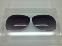Custom Rayban RB 3267 Size 64 - Grey Gradient - Non polarized (lenses are sold in pairs)