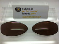 Custom Arnette Mini Swinger 4016 Brown N-Polarized Lenses (lenses are sold in pairs)