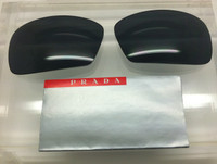 Authentic Prada Sport SPS 01L Grey Non-Polarized Lens Pair