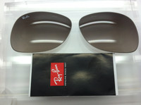 Rayban RB 3267 Authentic Brown Gradient Lenses SIZE 64
