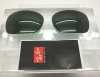 Authentic Rayban RB 4068 Green Glass Polarized Lenses