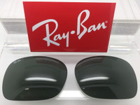 Authentic Rayban RB 4068 Green Glass Non-Polarized Lenses