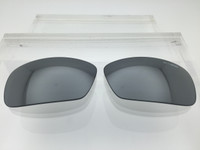 Authentic Arnette Mover 4151 Grey w/ Silver Mirror Lenses