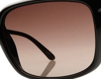 Oakley Restless - Custom Brown Gradient - Non-Polarized (lenses are sold in pairs)