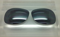 Oakley Big Taco - Custom Grey with Silver reflective coating-NON Polarized (lenses are sold in pairs)