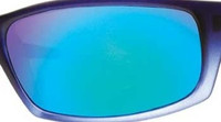 Electric Technician 2011 or Newer - Grey with Blue Reflective Coating Polarized (lenses are sold in pairs)