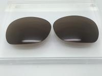 Custom Brown Polarized Lens Pair SENDING IN FRAMES
