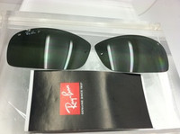 Authentic RayBan RB 3183  Green G-15 Polarized Lenses
