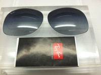 Authentic Rayban RB 3387 Grey Gradient Replacement Lens Pair Size 64