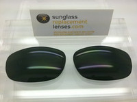 Kaenon Kabin Custom Green/Grey Polarized Lenses (lenses are sold in pairs)