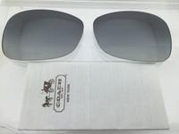 Authentic Coach HC 8016 Grey Gradient Lenses Non-Polar