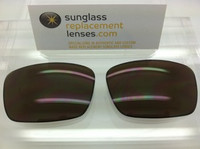 CH6018 Custom Brown Lens Non-Polarized (lenses are sold in pairs)