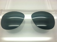 Authentic Persol PO 0714 Steve McQueen Polarized Photochromatic Blue Polarized Crystal Glass Lenses Size 52