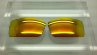 Oakley Gascan Custom Orange Mirror Non-Polarized Lenses (lenses are sold in pairs)