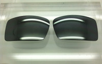 Oakley Gascan Custom Silver Mirror Non-Polarized Lenses (lenses are sold in pairs)