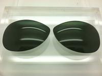 Custom Rayban 3293 SIZE 67 Green G-15 Polarized Lens Pair