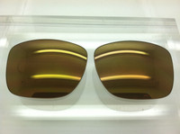Rayban RB 4165 Custom Gold Mirror Non-Polarized Lenses SIZE 54 (lenses are sold in pairs)