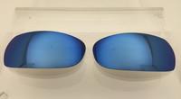 Arnette Slide 4007 Custom Blue Reflective NON Polarized Lenses