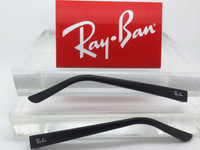 Authentic Rayban RB 2027 Predator 2  Matte Black Replacement Temples