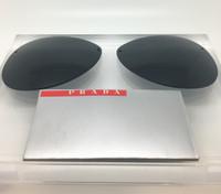 Authentic Prada Sport  SPS 56M  Grey Replacement Lenses SIZE 65