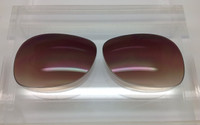 SPR 53M Compatible Custom lens- Brown Gradient - non polarized (lenses are sold in pairs)