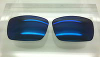 Oakley Fuel Cell Custom Blue reflective mirror Non-Polarized Lenses