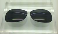 Prada PR15h Compatible Custom Made Black Polarized Lenses (lenses are sold in pairs)