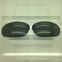 Smith Chamber- Custom Black/Grey Lens - Polarized (lenses are sold in pairs)