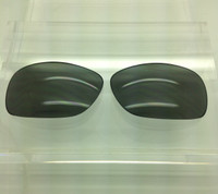 Maui Jim MJ 134 Hibiscus Custom Black/Grey Polarized Lenses