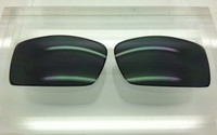 Oakley Gascan Custom Green/grey Non-Polarized Lenses (lenses are sold in pairs)