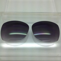 Gucci GG3671/s Compatible  Grey Gradient Non-Polarized Lenses (lenses are sold in pairs)