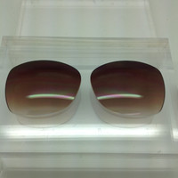 Gucci GG3671/s Compatible Brown Gradient Non-Polarized Lenses (lenses are sold in pairs)