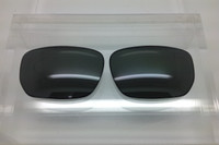 Oakley Style Switch Aftermarket compatible black/grey Non-Polarized Lenses (lenses are sold in pairs)