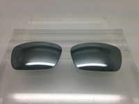 Custom Oakley Fuel Cell Custom Black Mirror Polarized Lenses w/ backside Anti-Reflective Coating
