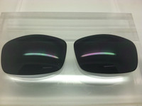 Custom Cooper Black Non-Polarized Lenses (lenses are sold in pairs)