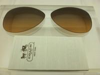 Coach Kristina HC 7003 Authentic Orange/Grey Gradient Lenses Non-Polar  Color Code 9012/95