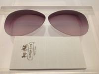 Authentic Coach Kristina HC 7003 Violet Gradient Lenses