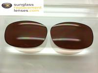 Custom Maui Jim Punchbowl 219  Bronze Polarized Lenses