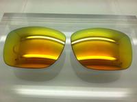 Custom VZ Elmore Orange Mirror Polarized Lenses (lenses are sold in pairs)