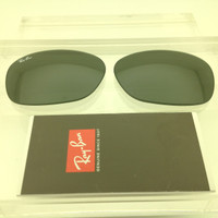 Authentic  Rayban RB 4101 Jackie Ohh G-15 Green Lenses