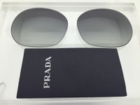 Authentic Prada SPR 27L Grey Gradient Non-Polarized Lens Pair