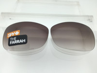 Authentic SPY Farrah  Non-Polar Brown Gradient Lens Pair