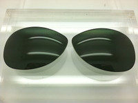 Custom Prada SPR52G Black/grey  Polarized Lens Pair