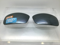 Authentic SPY Admiral Silver Mirror Non-Polarized Lens Pair