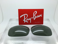 Authentic Rayban RB 3445 SIZE 61 Green G-15 Polarized Glass Lens Pair