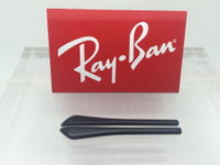 Authentic Rayban Black  Ear Socks / Temple Tips for RB 3342 Warrior