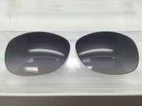 Authentic Coach Devyn S825 Grey Gradient Replacement Lenses